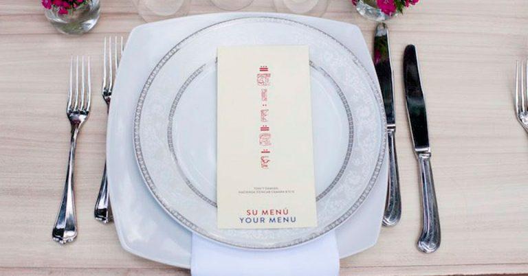 Wedding Menu: Treat your guests! 🍴🥘