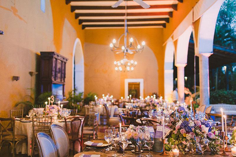 banquete para boda en yucatan