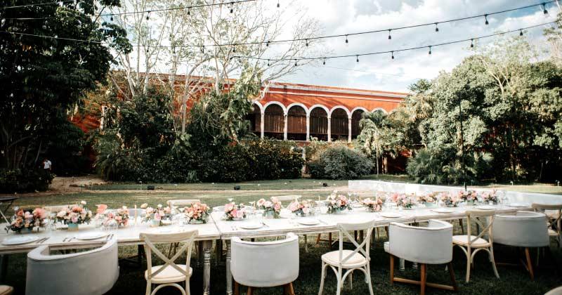 haciendas para boda en yucatan