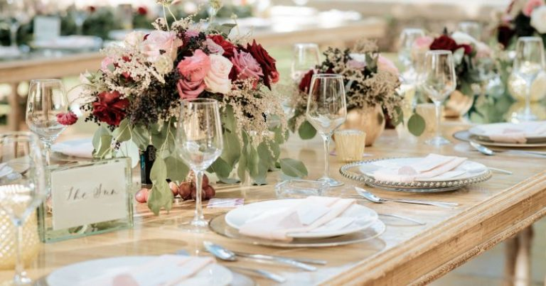 ✅The best decoration tips for a vintage wedding in Cancun 🕯️