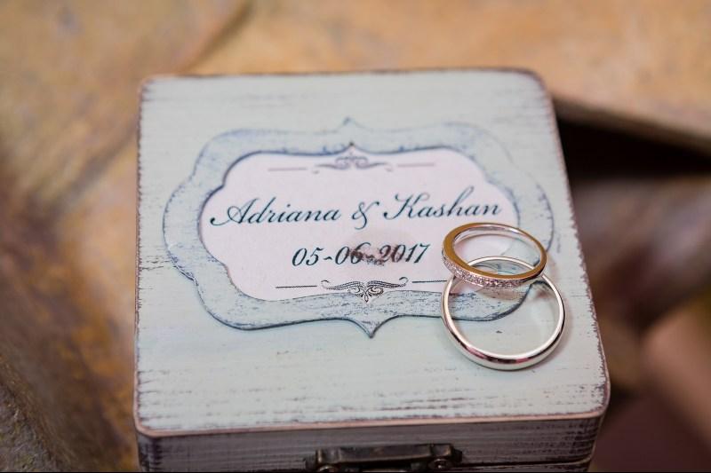 anillo para boda