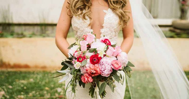 How to choose the perfect wedding bouquet? 👰💐