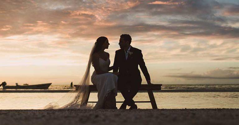 Razones para que tu boda íntima en playas yucatecas sea espectacular 🌴🌊