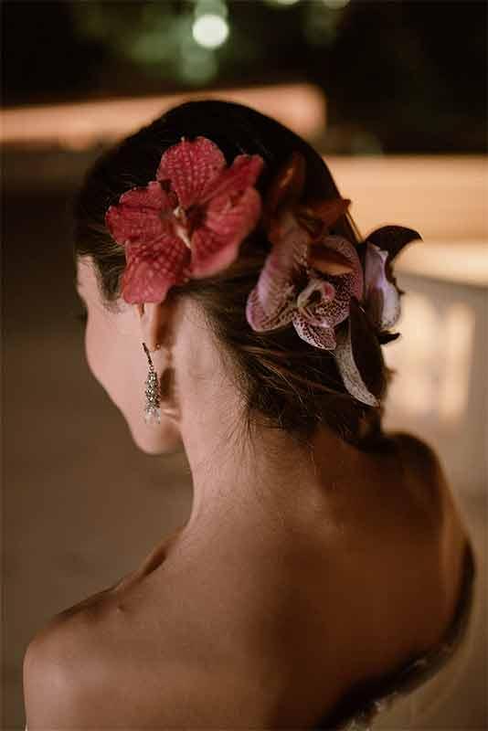 novia en boda yucatan