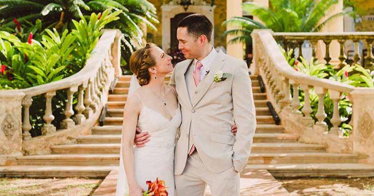 Destination Wedding at Hacienda Tekik de Regil 💝 Diane & Carlos