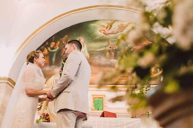 boda religiosa en merida