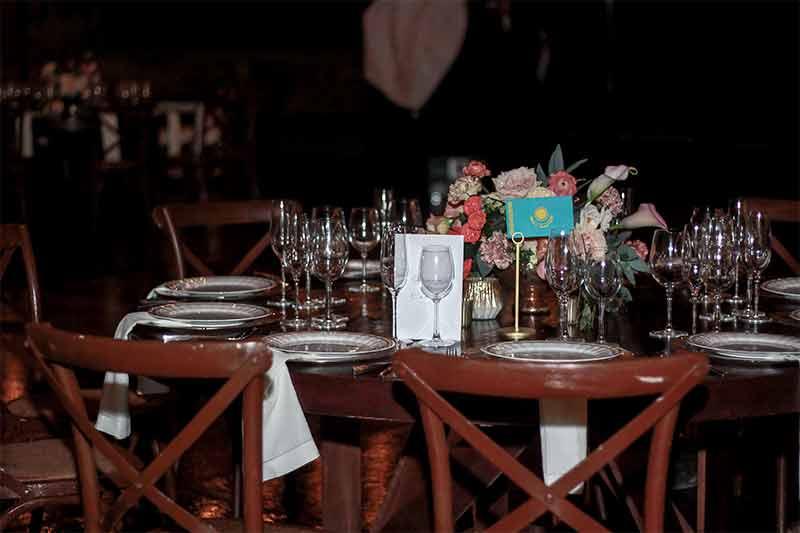 banquete para boda en merida