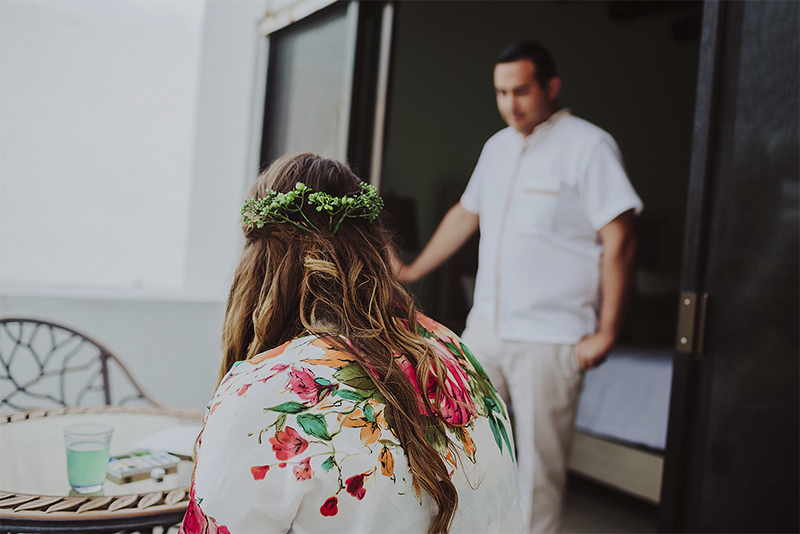boda en cozumel
