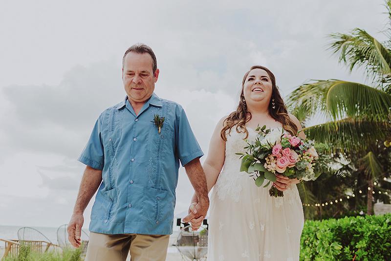 boda maya en cozumel