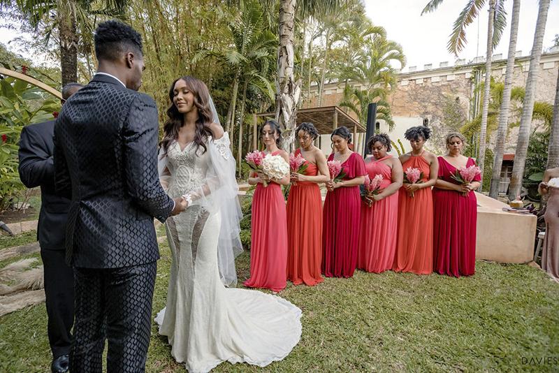 ceremony wedding in merida yucatan