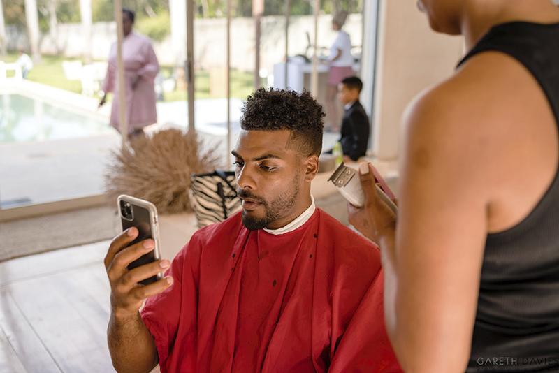 service barbershop merida
