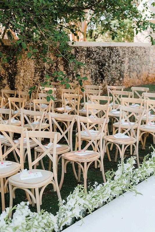 mobiliario para boda