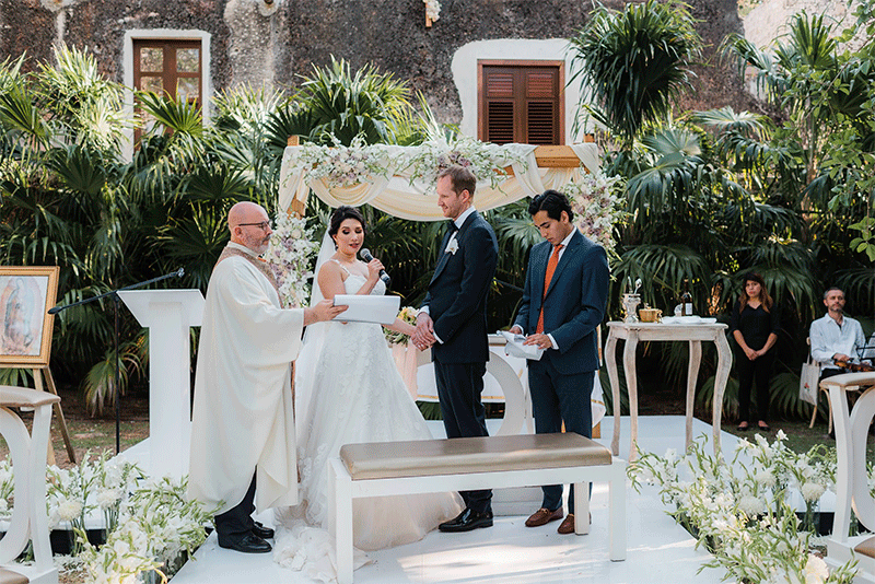 lectura de votos boda
