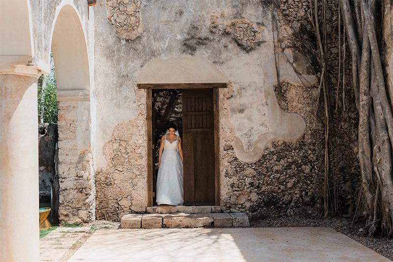 novia en yucatan