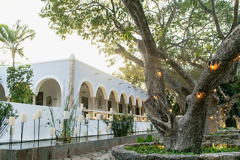 hacienda chable resort
