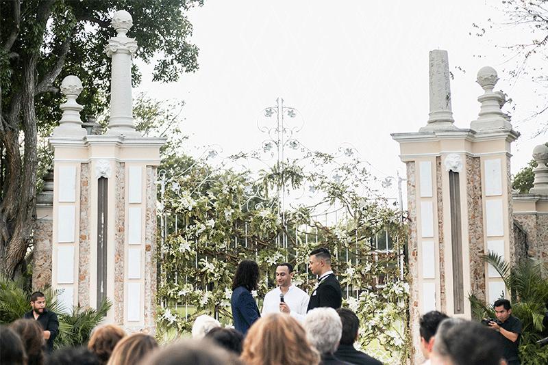 ceremonia en chable resort