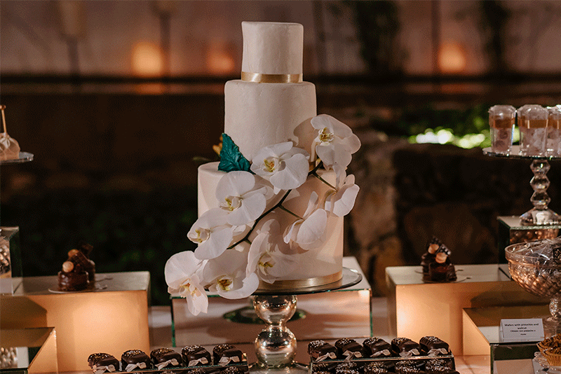cake para boda