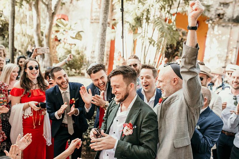 boda judia en yucatan