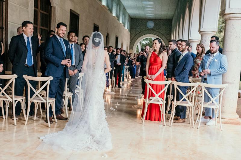 Wedding in Yucatán