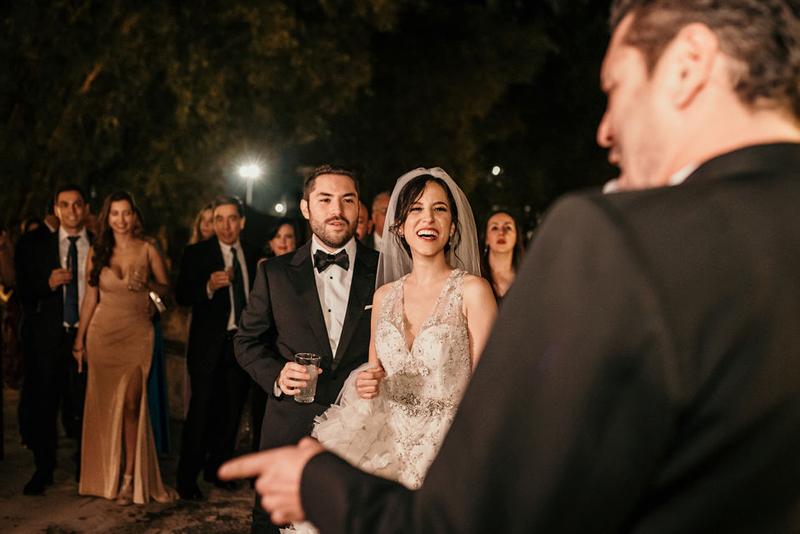 Mariachi at wedding