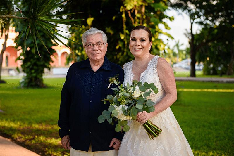 Foto Padre e Hija