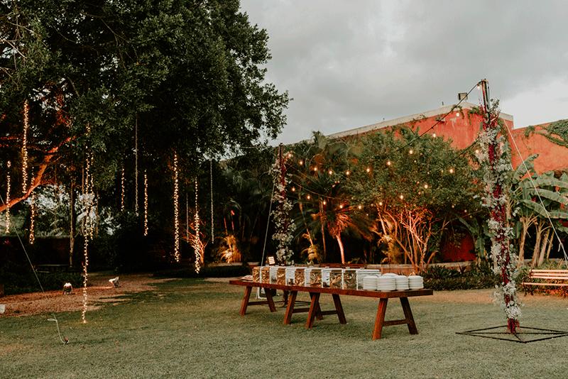 banquete boda yucatan hacienda