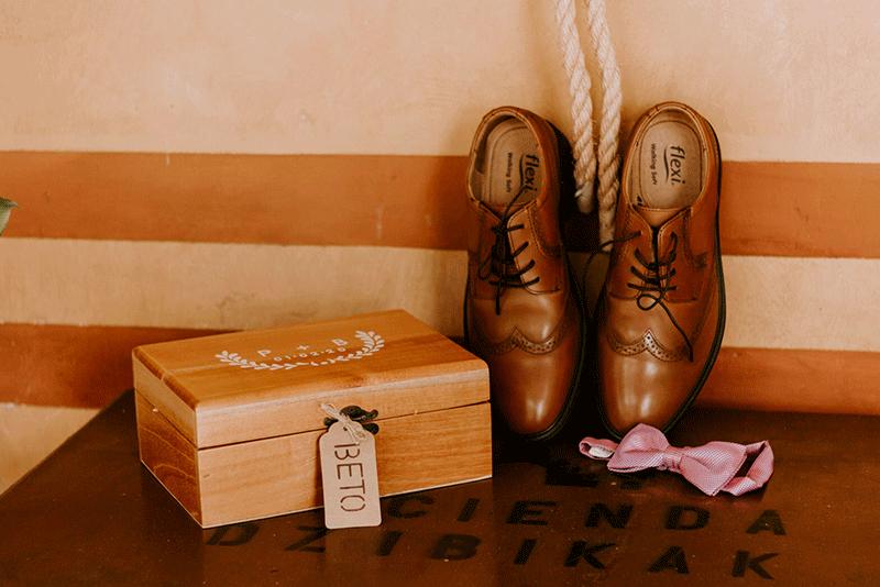 zapatos para boda novio
