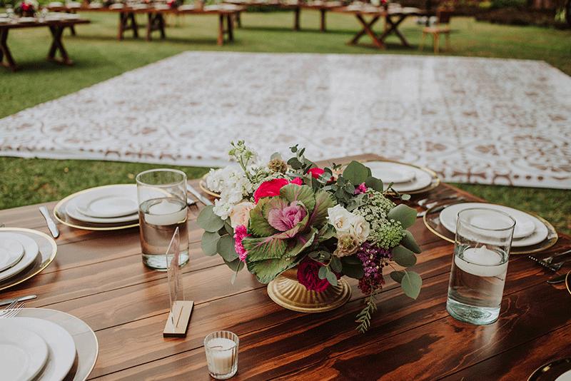 centros de mesa boda yucatan
