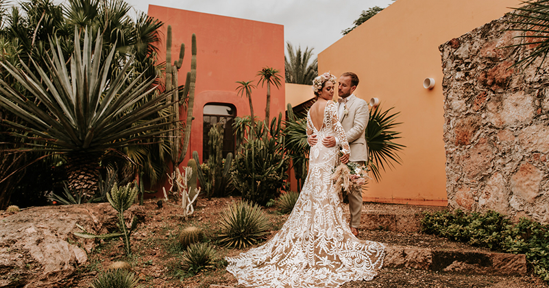 destination wedding yucatan 2021