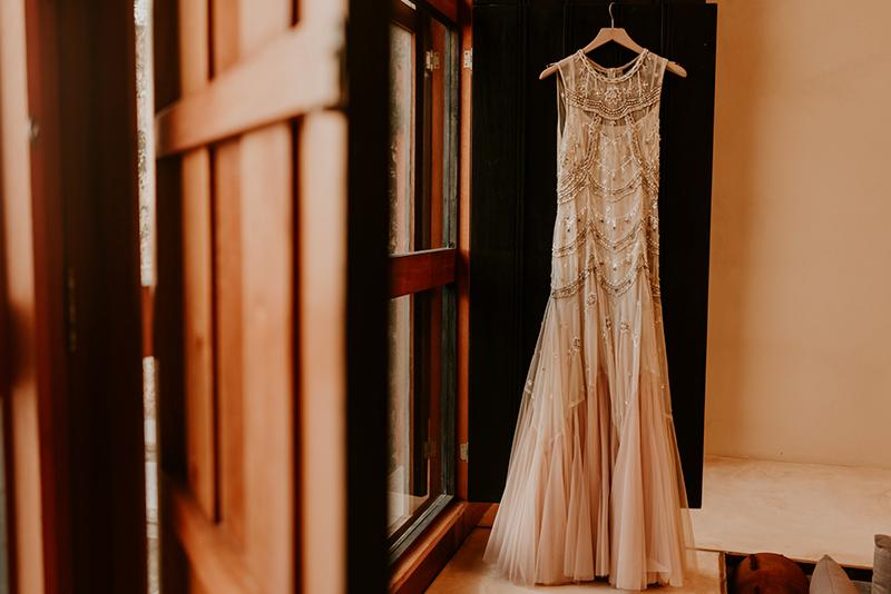 vestido de novia para boda yucatan