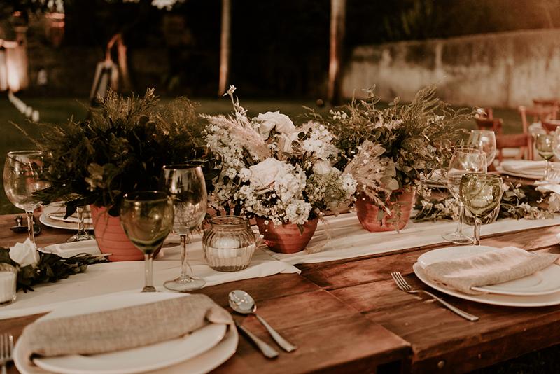 decoracion mesa boda yucatan