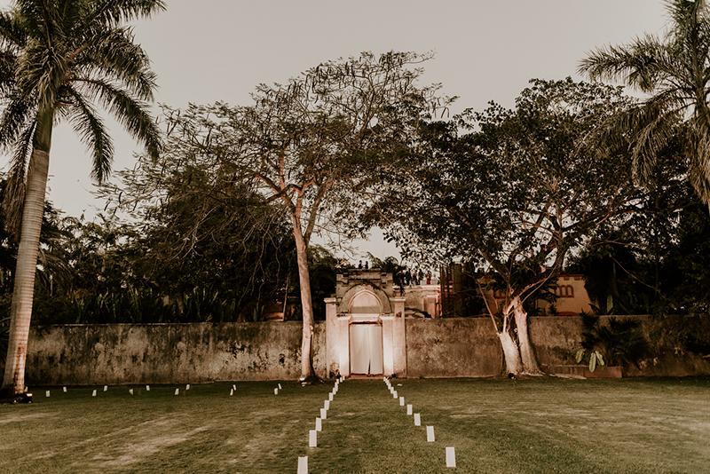 hacienda sac chich boda yucatan