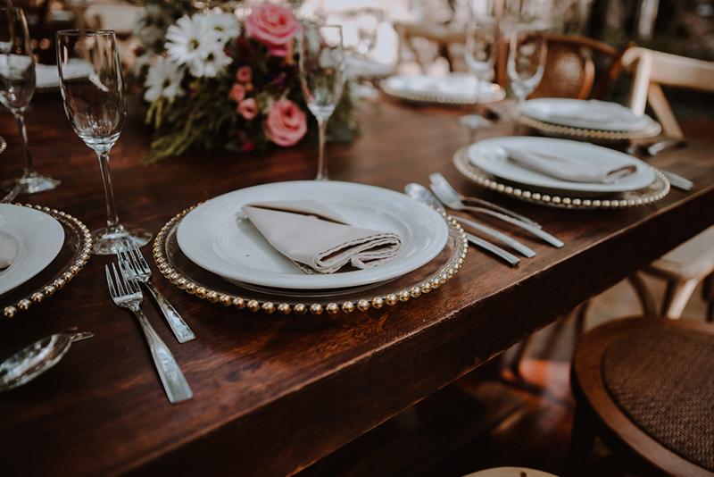recepción de boda en cenote