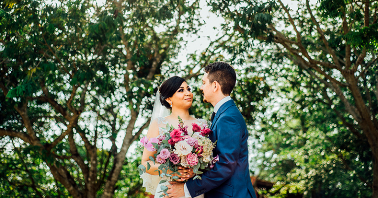 Destination Wedding at Hacienda Sotuta de Peón 👩❤️💋👨 Susana & Alberto