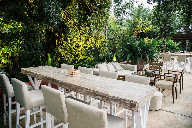 Wedding venue at Yucatán