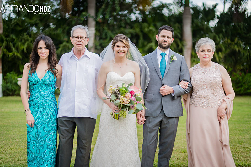 Photoshoot con familia