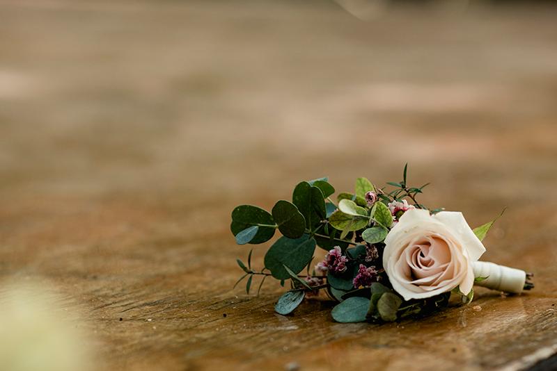 Detalles en boda en Yucatán