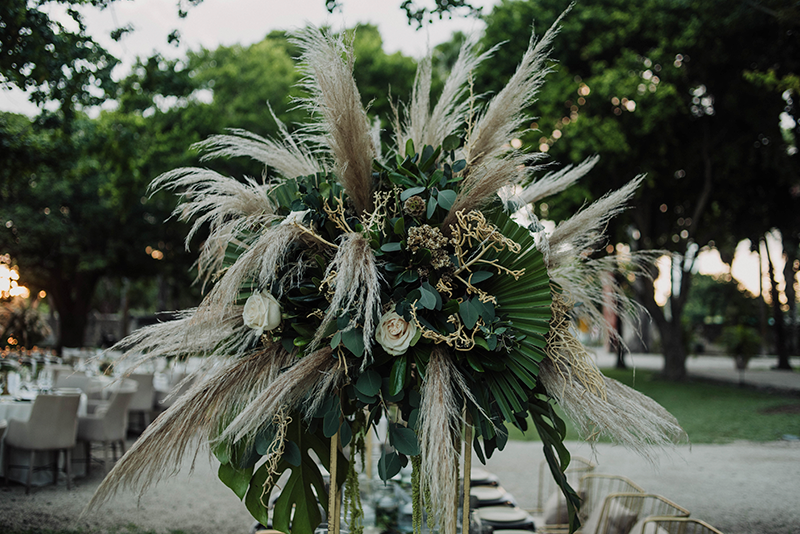 Wedding in Hacienda Chichi Suarez