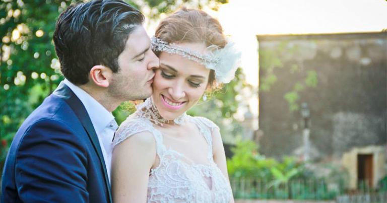 Ceremony Wedding at Hacienda Tekik de Regil 💎 Lorena & Jorge