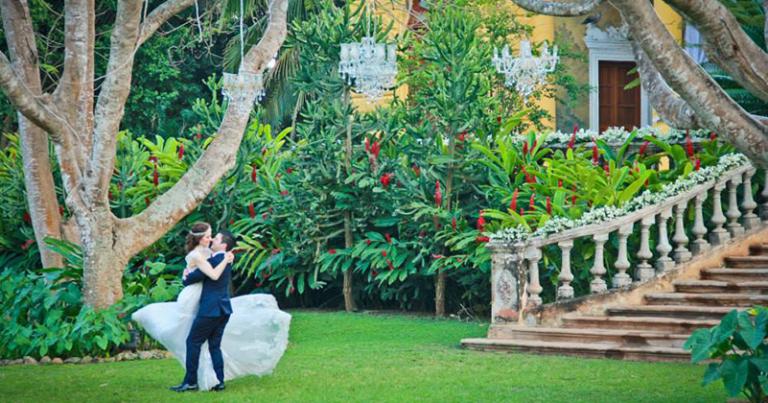 Destination Wedding at Hacienda Tekik de Regil 💎 Lorena & Jorge