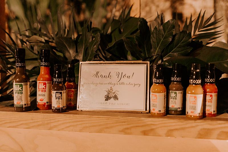 snacks wedding in Yucatán