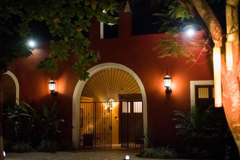 Hacienda para bodas en Yucatán