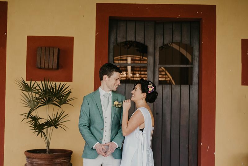 Wedding in Yucatan