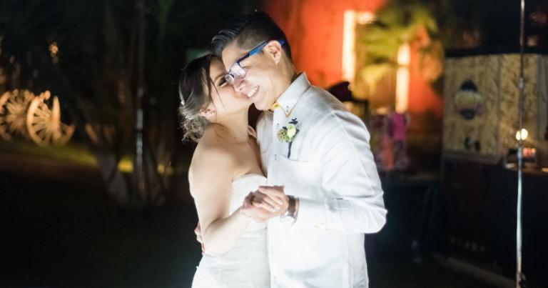 Ceremony wedding at Hacienda Santa Cruz 💐 Nila & Jaime