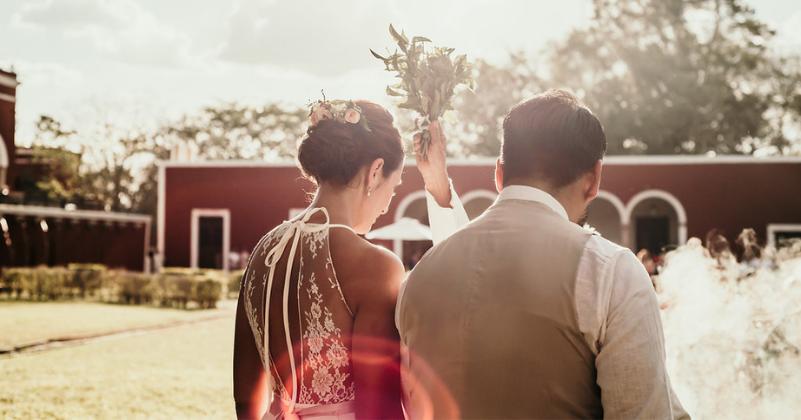 Ceremonia maya boda en Yucatán