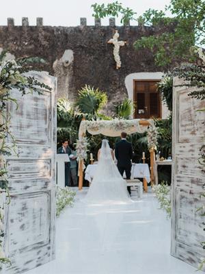 ceremonia en hacienda yucatan